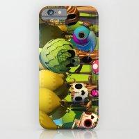 The TreeBorn Gang iPhone 6 Slim Case