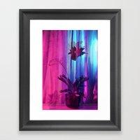 Plant 2 Framed Art Print