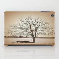 Winter Silence iPad Case