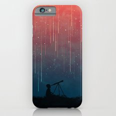 Meteor Rain iPhone 6 Slim Case