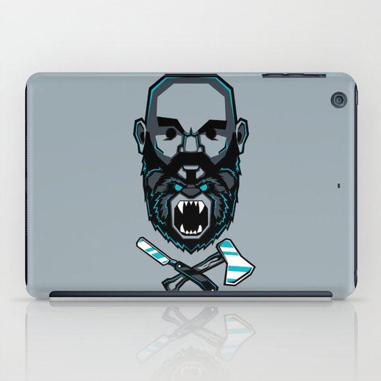 Wild BEARd iPad Case