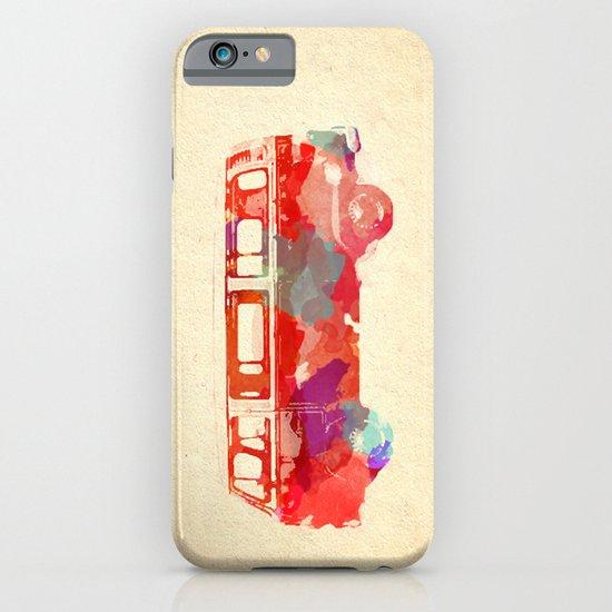 VW Van  iPhone & iPod Case