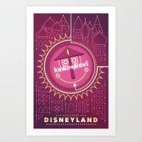 Fantasyland Art Print