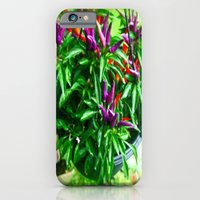 Chilli Peppers iPhone 6 Slim Case