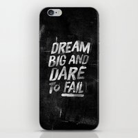 II. Dream big iPhone & iPod Skin