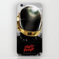 Daft Punk I iPhone & iPod Skin