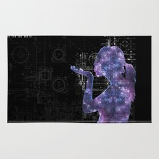 The Silhouette Theory Rug
