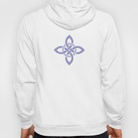 Northern Knot Pattern Hoody