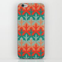Citrous Flora iPhone & iPod Skin