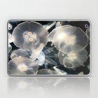 JellyFish Garden Laptop & iPad Skin