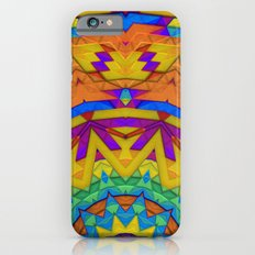 Colorful Geometry iPhone 6 Slim Case