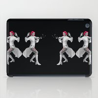 Princess Leia Strikes Back iPad Case