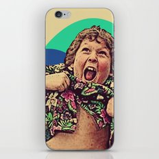 Truffle Shuffle! iPhone & iPod Skin