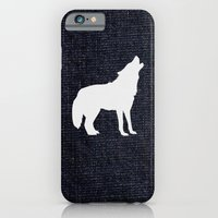 iPhone & iPod Case featuring Jeans dog by Kit4na