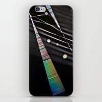 Spiderlight iPhone & iPod Skin