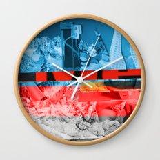 Magic Dream Sequence · Hit and Run Wall Clock