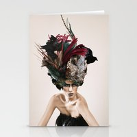 Animalistic Stationery Cards