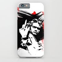 Beethoven FU iPhone 6 Slim Case