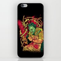 MASSACRE! iPhone & iPod Skin