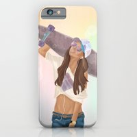 Gone To The Beach iPhone 6 Slim Case