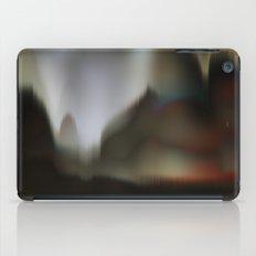 Golden World Landscape iPad Case