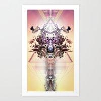 Vanguard mkvi Art Print