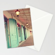 Throw Open the Shutters Stationery Cards