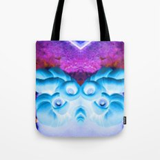 Sea Creature #1: Deep Sea Bioluminescence  Tote Bag