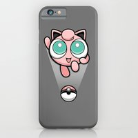 Jigglypuff opened a can of whoop-ass! It's super effective! iPhone 6 Slim Case