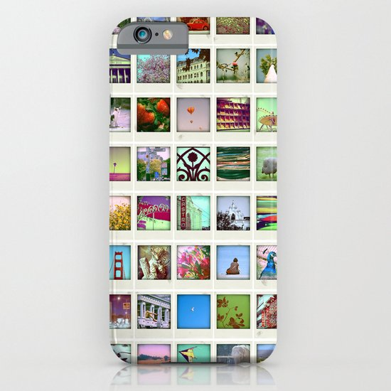 collection of moments iPhone & iPod Case