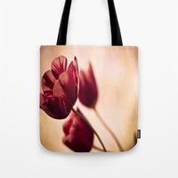 Blown In The Wind Tote Bag