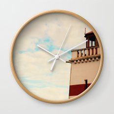 Find my light Wall Clock