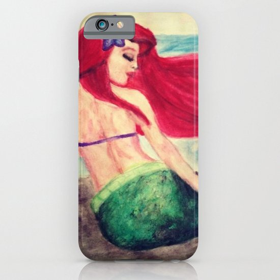 "Ariel ""On the Rocks"" iPhone & iPod Case"