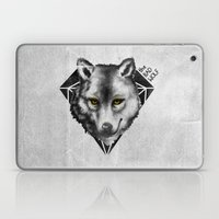 The Bad Wolf Laptop & iPad Skin