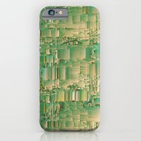 iPhone & iPod Case featuring Energy bar by Okti
