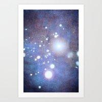 ZEN CURRICULUM Light Art Print