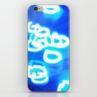 Community Congregation iPhone & iPod Skin