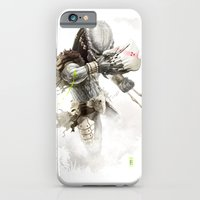 iPhone & iPod Case featuring Savage by Yvan Quinet