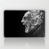 Homeless man4 Laptop & iPad Skin