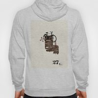 The Here 27/ Das Hier 27 Hoody