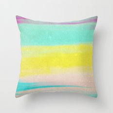 Skies The Limit II Throw Pillow