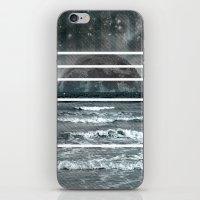 Midnight Swim iPhone & iPod Skin