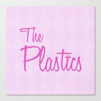 The Plastics - From The … Canvas Print