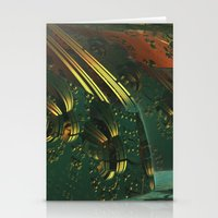 Cannon Battery (Painterly) Stationery Cards