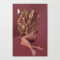 One Thousand And One Nig… Canvas Print