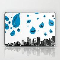 Raining Cats & Dogs Laptop & iPad Skin