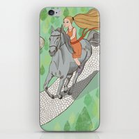 Beauty & The Beast iPhone & iPod Skin
