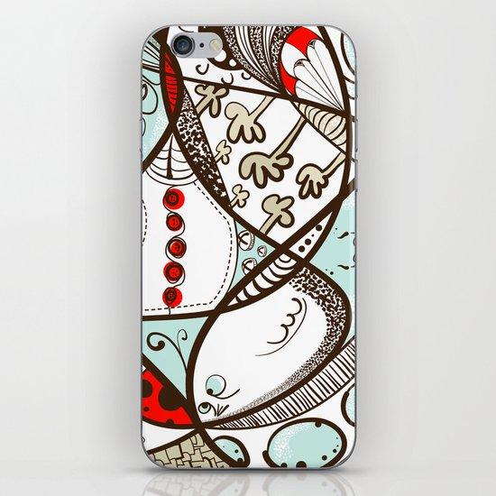 Like Molasses iPhone & iPod Skin