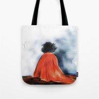 Shock Blanket- BBC's She… Tote Bag