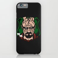 iPhone & iPod Case featuring WW. by illustrationsbynina